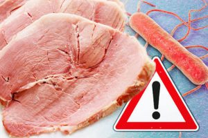 Listeria-monocytogenes in meat